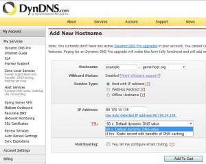 Регистрация на dyndns.com (5)