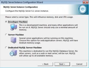 Настройка MySQL (3)