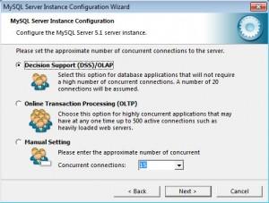 Настройка MySQL (6)