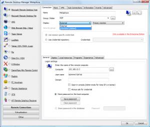 Настройка подключения к удаленному рабочему столу Windows