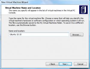 Подготовка виртуальной машины (2)