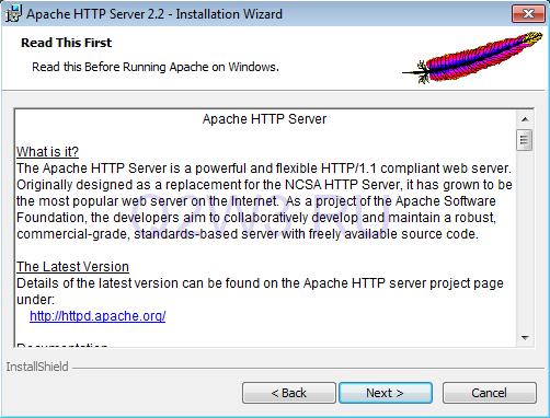 Apache Windows 7 X64 скачать - фото 9