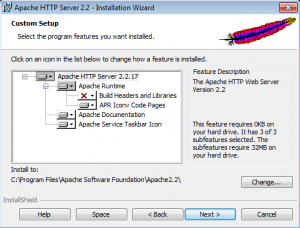 Установка Apache на Windows (6)