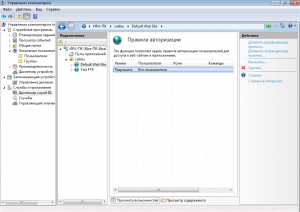 Настройка WebDAV на IIS (3)