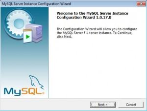 Настройка MySQL (1)