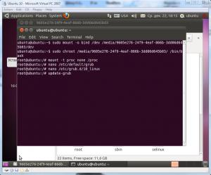 Установка Ubuntu 10 на Virtual PC (19)
