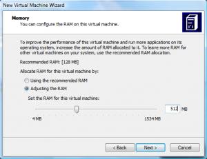 Подготовка виртуальной машины (4)