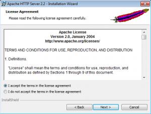 Установка Apache на Windows (2)