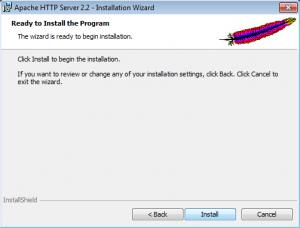 Установка Apache на Windows (7)