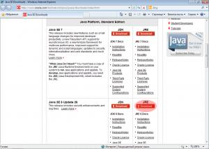 Установка виртуальной машины Java (1)