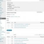 Q2W3 Post Order: Screen Options panel